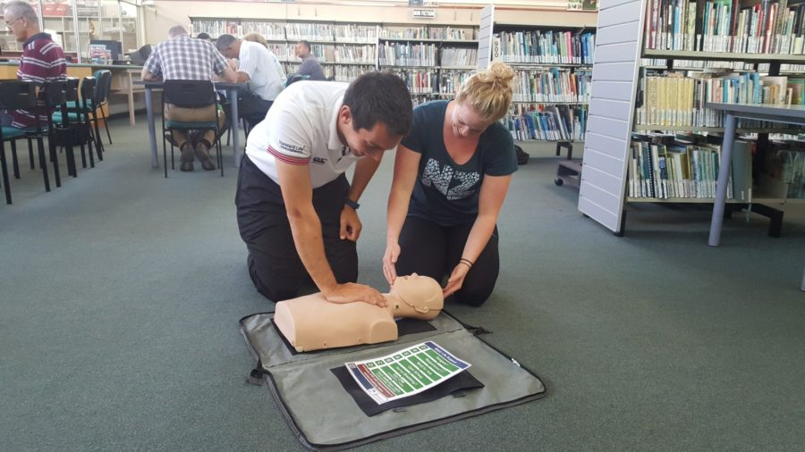 Staff First-Aid Course