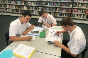 The Glenfield College Learning Hub has started for 2020